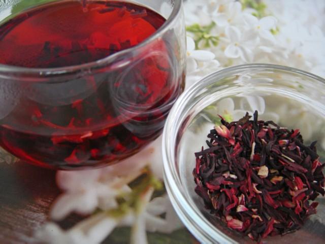 有機芙蓉花茶 | Organic Hibiscus herbal tea